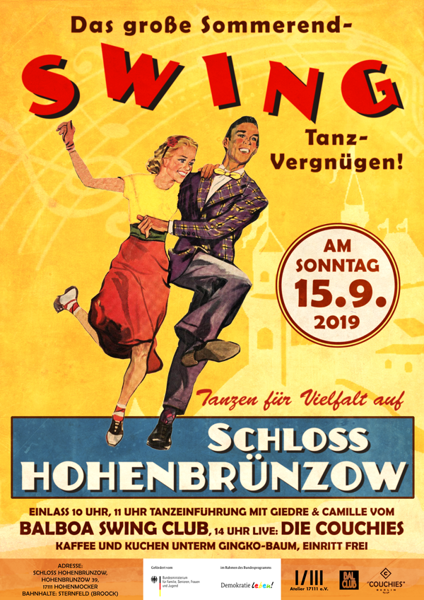 Plakat Sommer End Swing